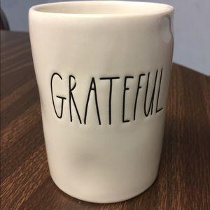 "RAE DUNN ""Grateful"" Candle"